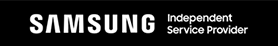 Samsung. Independent Service Provider.